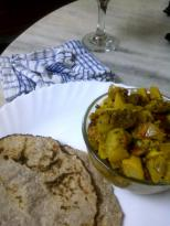 Tinda & Yellow Courgette, The Indian Way